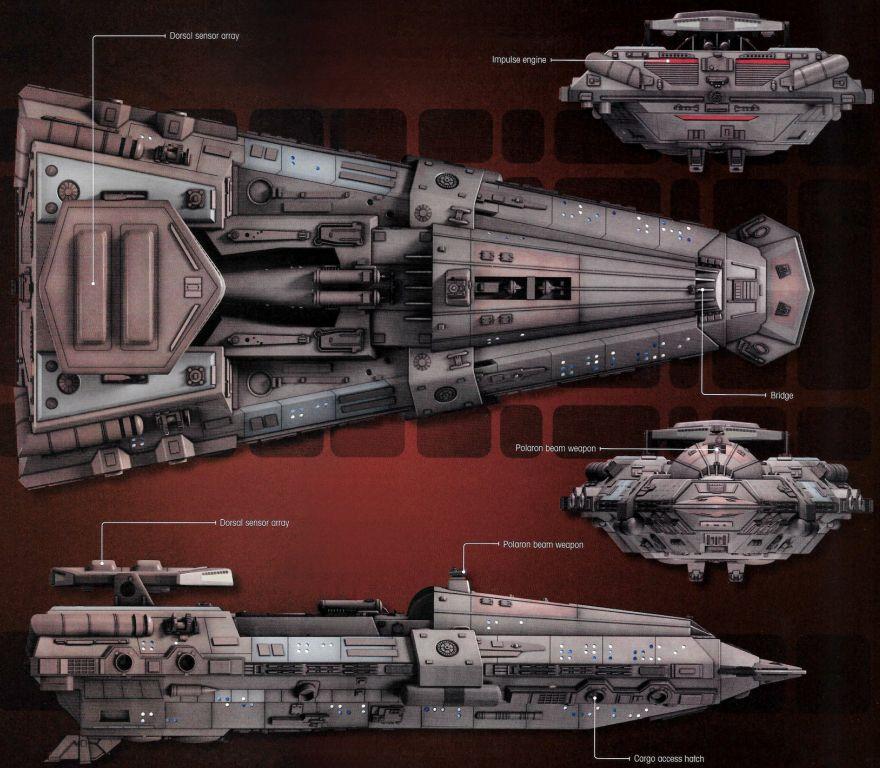 Antares class (carrier)