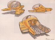 Sphinx workpod concept