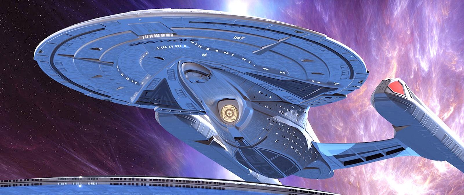 USS Sovereign (prototype)