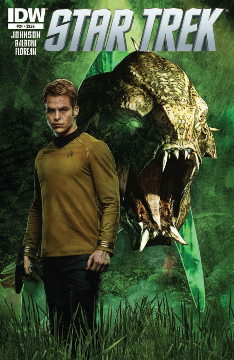IDW Star Trek, Issue 24