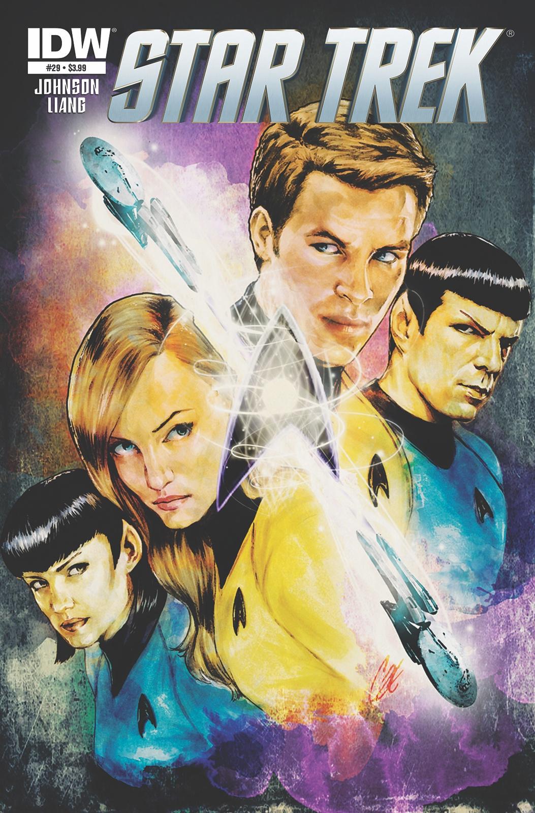 Star Trek, Volume 8