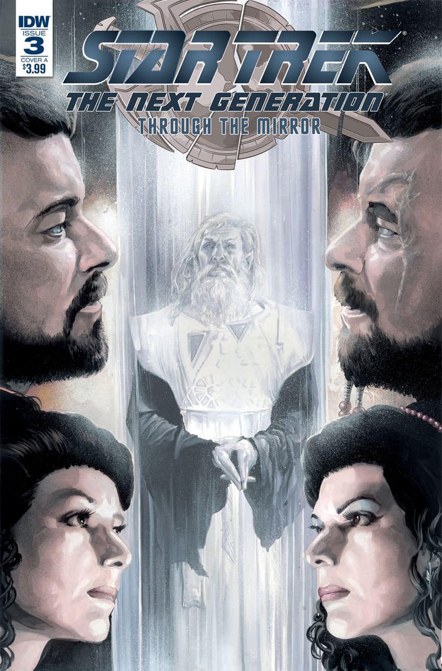 Through the Mirror, Issue 3