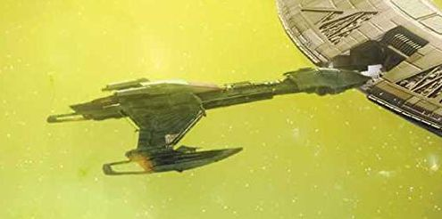 Unnamed D5 class starships