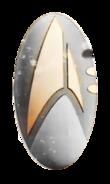 Tricom Lt cmdr badge