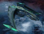 Dhelan class Romulan Type 1