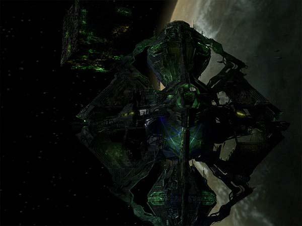 Borg diamond