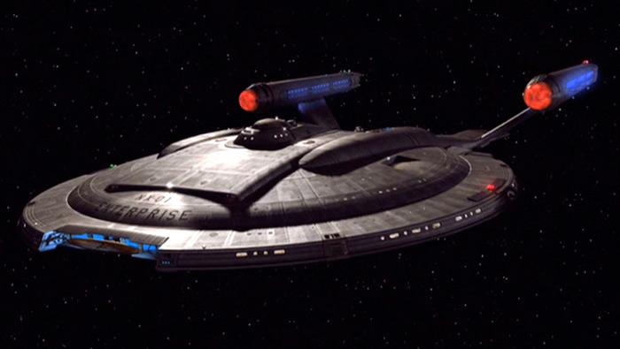 USS Defiant (NX class)