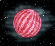 Megas-Tu planet