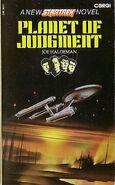 Planet of Judgment - Corgi