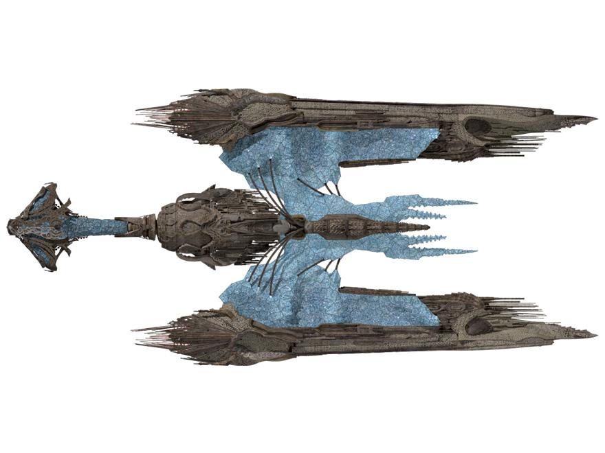 Sarcophagus (starship)
