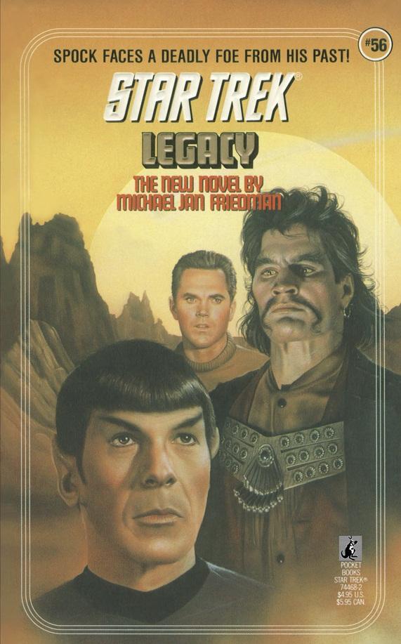 Legacy (novel)