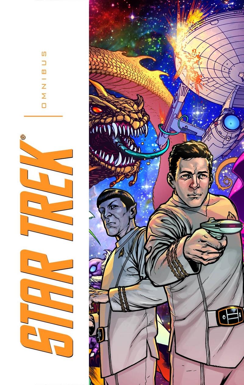 Star Trek Omnibus, Volume 1