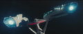 Enterprise's upgraded impulse drive