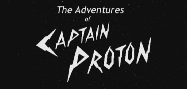 The Adventures of Captain Proton