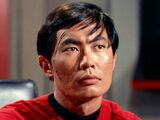 Hikaru Sulu (mirror)