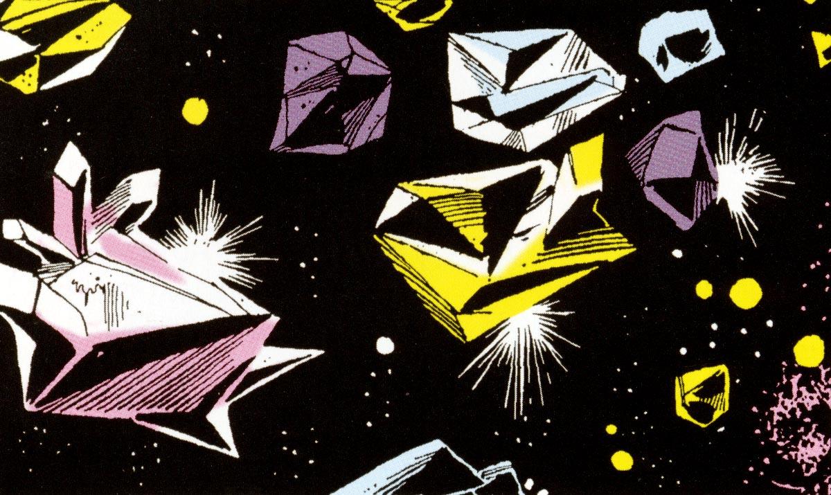 Ferrous-Asteroid Belt