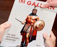 Gallian magazine