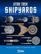 Shipyards Starfleet 2063 cover