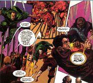 Bajoran riot Marvel
