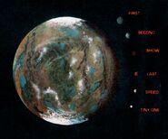 Sherman's Planet