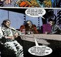 St John Talbot DC Comics