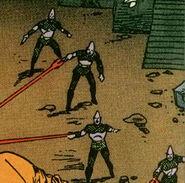 Argon soldiers