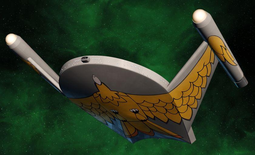 Legendary light intel warbird