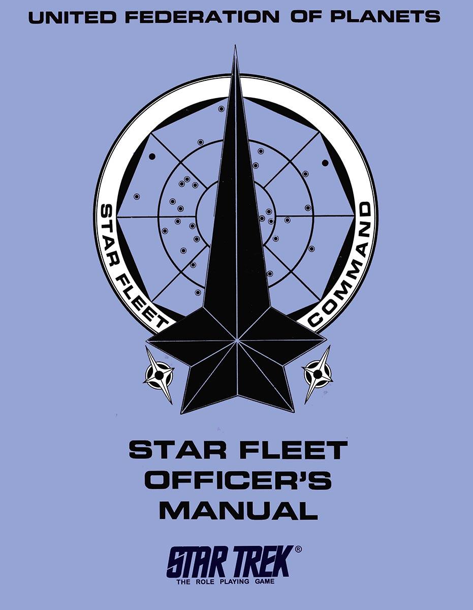 Star Fleet Officer's Manual