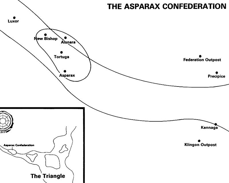 Asparax Confederation