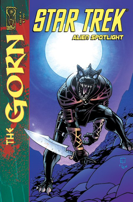 Alien Spotlight: The Gorn