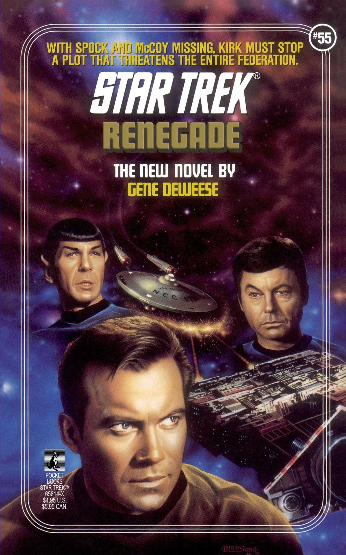 Renegade (novel)