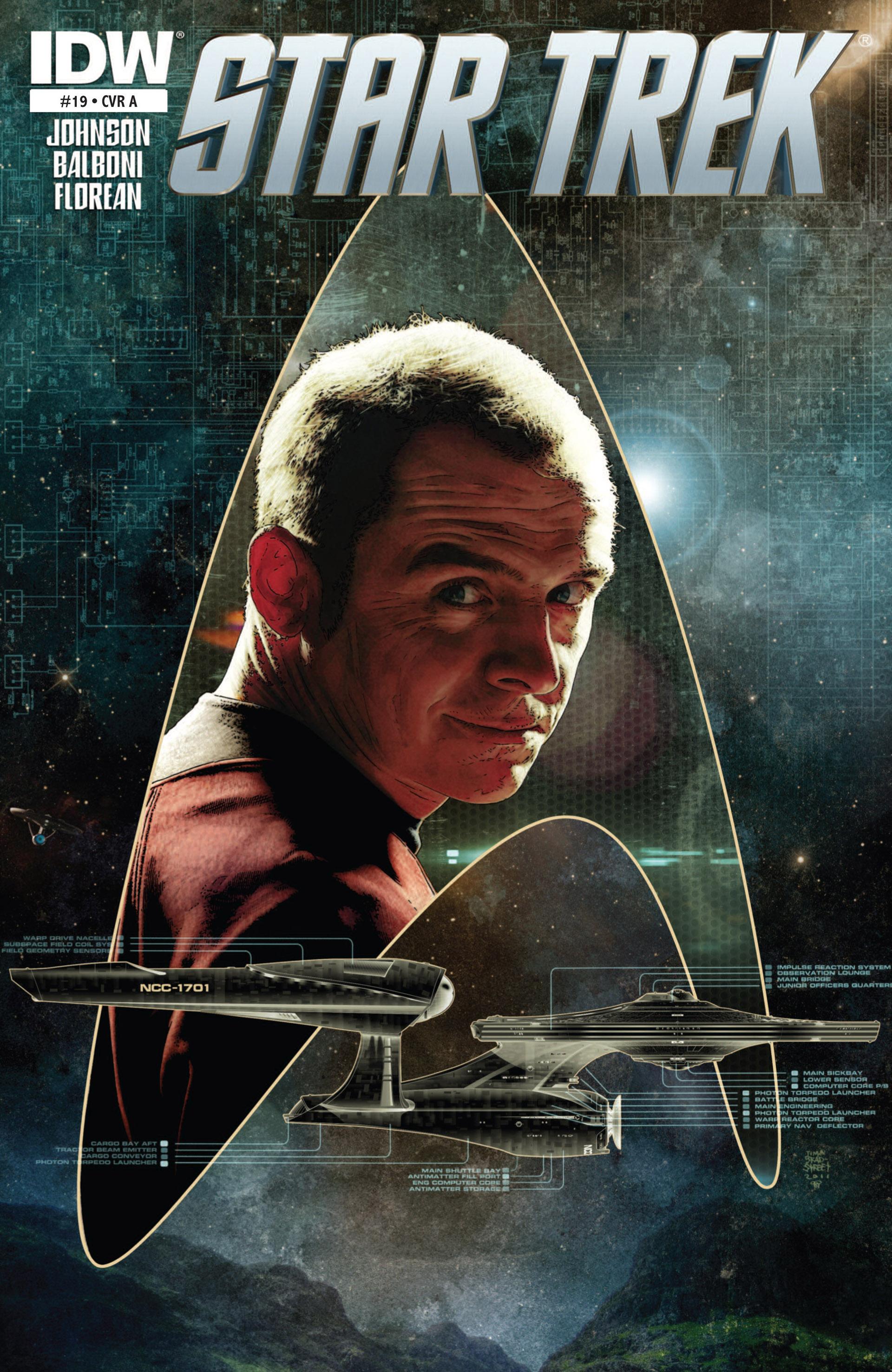 IDW Star Trek, Issue 19