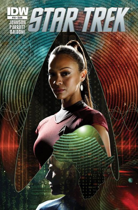 IDW Star Trek, Issue 18