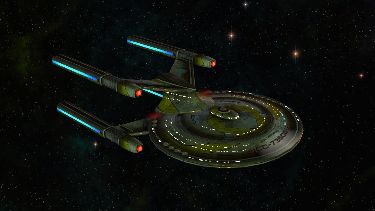 ISS Cheyenne