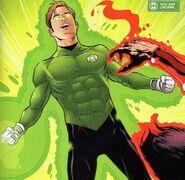 Green lantern kirk