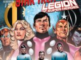 Star Trek—Legion of Super-Heroes