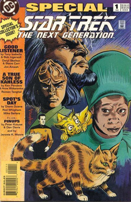 Star Trek: The Next Generation Special, Issue 1