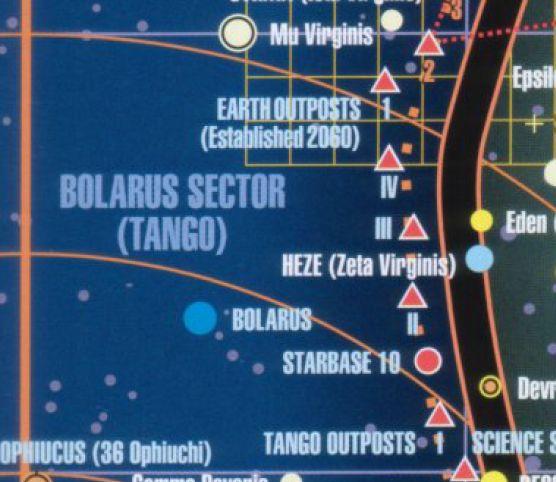 Bolarus sector