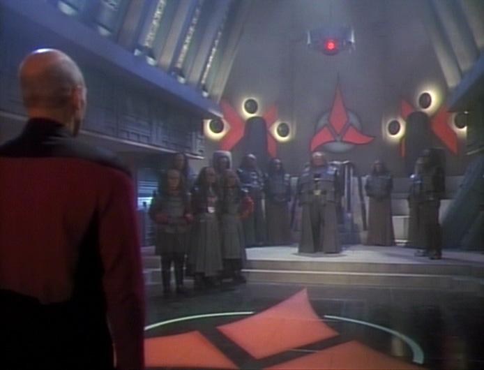 Klingon High Council
