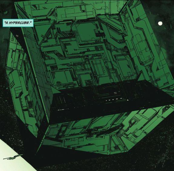 Borg hypercube