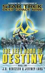 Left Hand of Destiny2