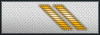 shoulder insignia.
