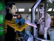 Data and Picard-Locutus