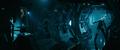 USS Vengeance korridorr