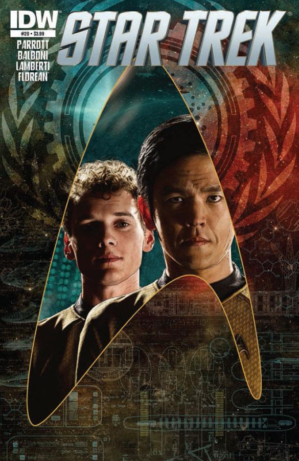 IDW Star Trek, Issue 20