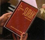 Surak teachings book