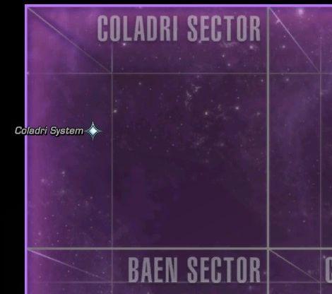 Coladri sector