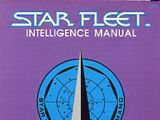 Star Fleet Intelligence Manual: Agent's Orientation Sourcebook