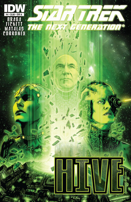 Hive, Issue 4