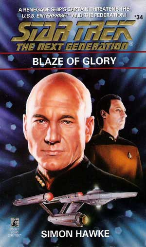 Blaze of Glory (novel)